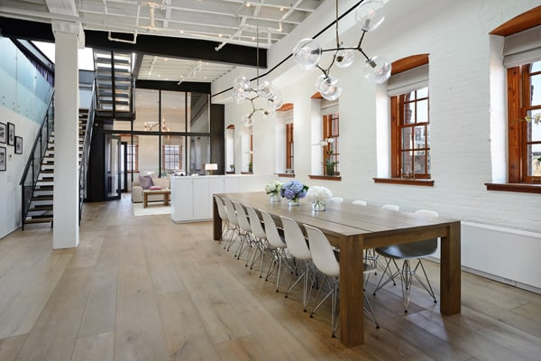 featured posts image for Greenwich Street Penthouse Loft Designed for Work-Live