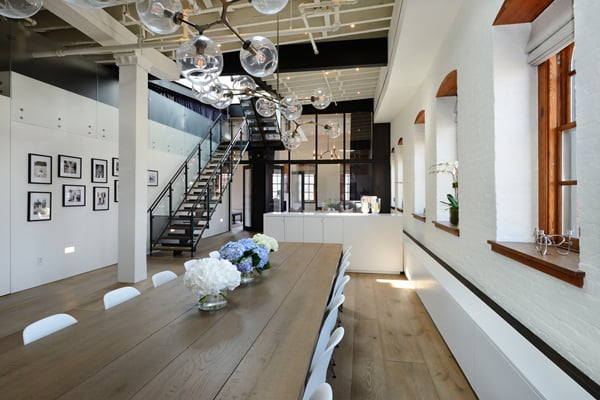Greenwich Street Penthouse-Turett Collaborative Architects-02-1 Kindesign