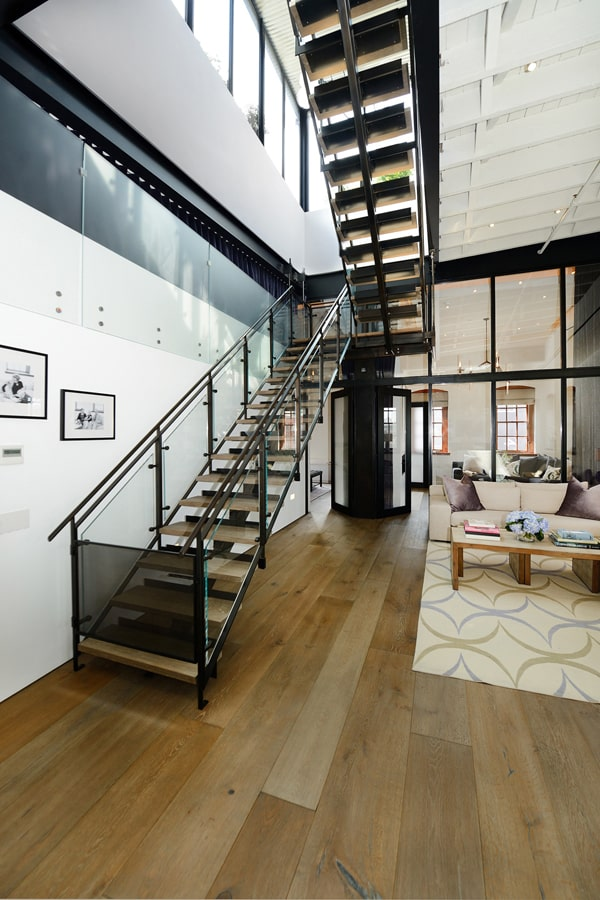 Greenwich Street Penthouse-Turett Collaborative Architects-04-1 Kindesign