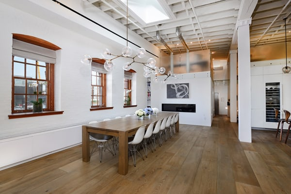 Greenwich Street Penthouse-Turett Collaborative Architects-05-1 Kindesign