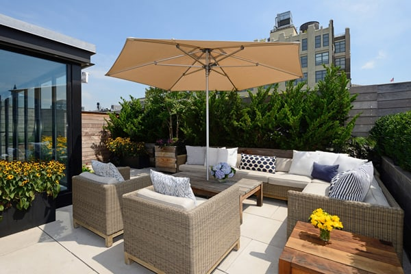 Greenwich Street Penthouse-Turett Collaborative Architects-09-1 Kindesign