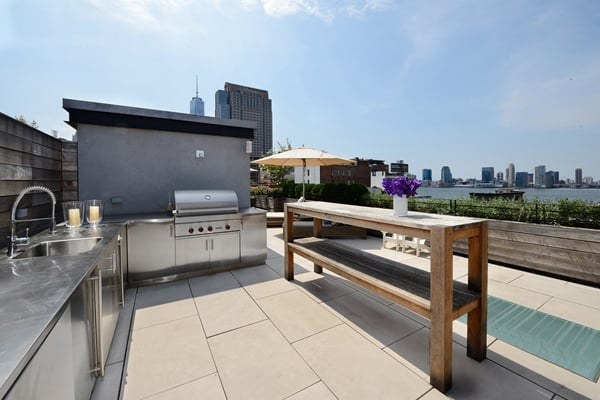 Greenwich Street Penthouse-Turett Collaborative Architects-10-1 Kindesign