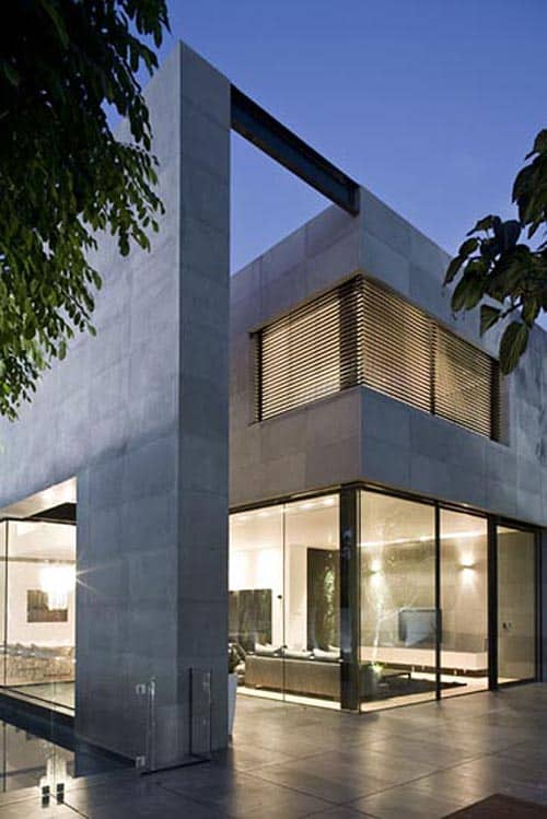 Herzelia Pituah House 3-Pitsou Kedem Architects-02-1 Kindesign