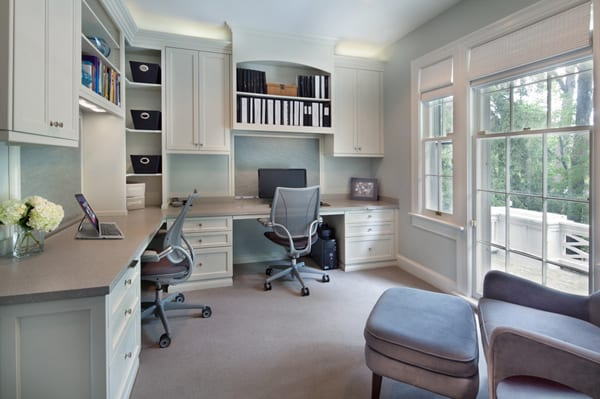 Home Office Design Tips-15-1 Kindesign
