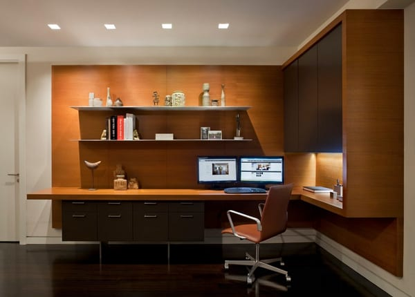 Home Office Design Tips-17-1 Kindesign