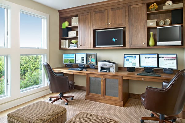 Home Office Design Tips-19-1 Kindesign