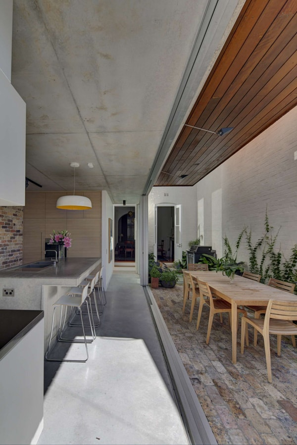 Long Courtyard House-Scale Architecture-07-1 Kindesign
