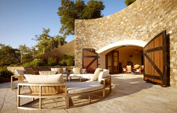 featured posts image for Soda Canyon Residence harmoniously blends with surroundings