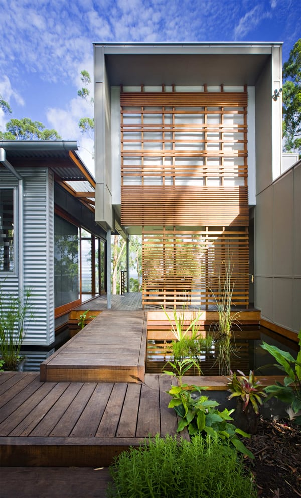 featured posts image for Beautifully designed Australian home: Storrs Road Residence