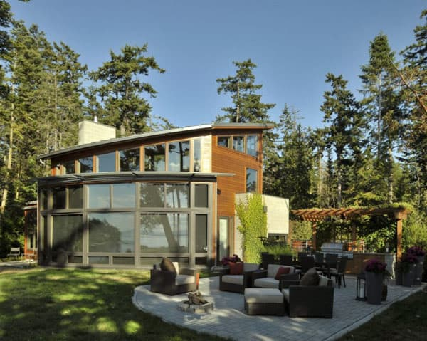 featured posts image for Imposing Sunset Point Residence on San Juan Island