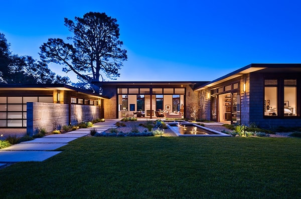 featured posts image for Zen-like simplicity and elegance in Montecito: Thayer House