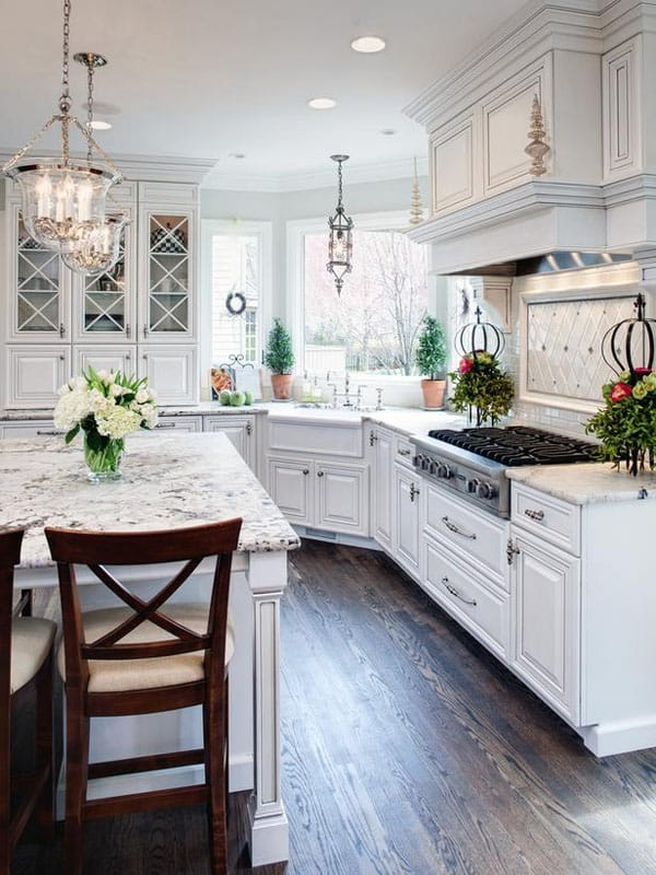 featured posts image for 65 Extraordinary traditional style kitchen designs