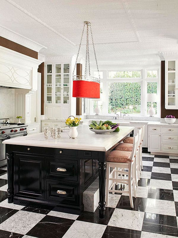 65 Extraordinary traditional style kitchen designs - photo#29