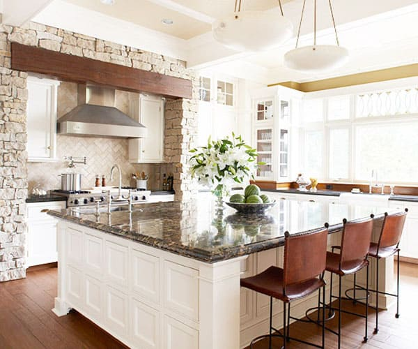 65 Extraordinary traditional style kitchen designs - photo#11
