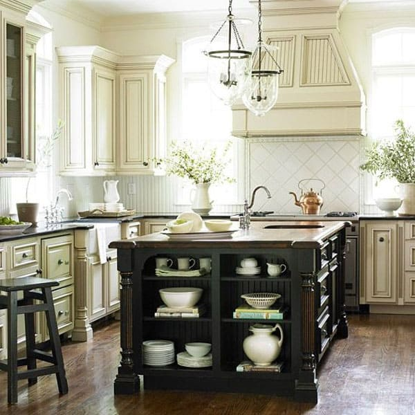Tradional Style Kitchen Designs-09-1 Kindesign