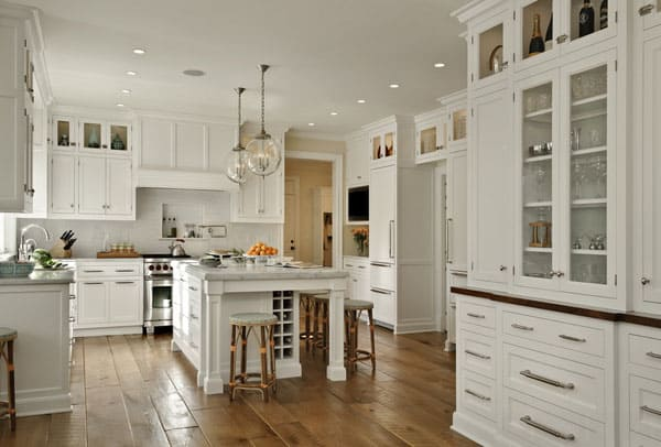 Tradional Style Kitchen Designs-12-1 Kindesign