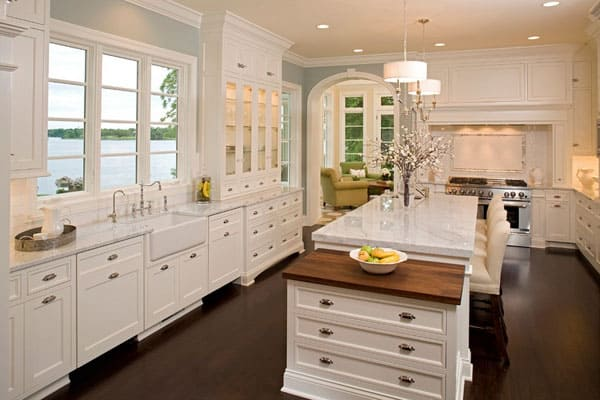 Tradional Style Kitchen Designs-13-1 Kindesign
