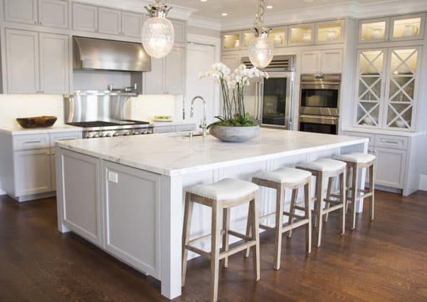 Tradional Style Kitchen Designs-14-1 Kindesign