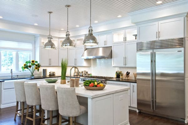 Tradional Style Kitchen Designs-19-1 Kindesign