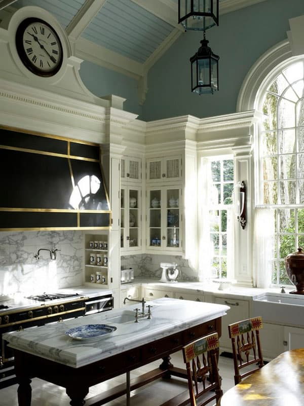 Tradional Style Kitchen Designs-21-1 Kindesign