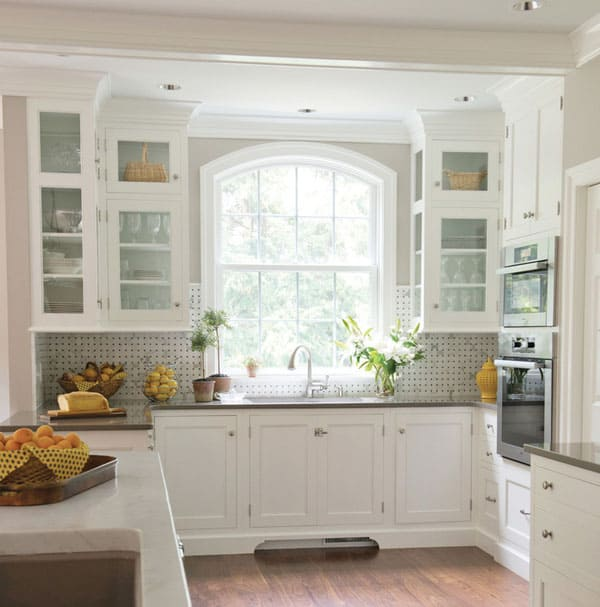 65 Extraordinary traditional style kitchen designs - photo#26