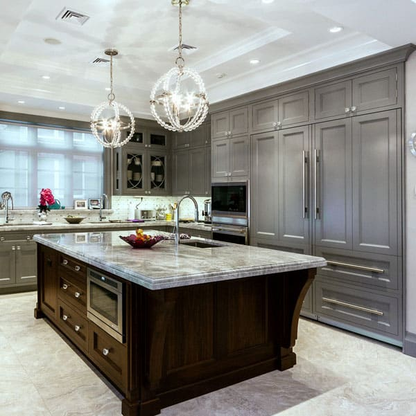 Tradional Style Kitchen Designs-29-1 Kindesign