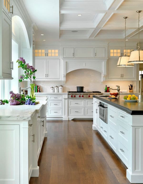 Tradional Style Kitchen Designs-30-1 Kindesign