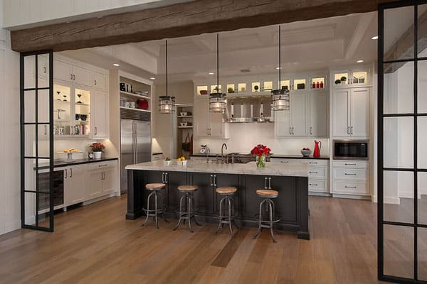 Tradional Style Kitchen Designs-31-1 Kindesign