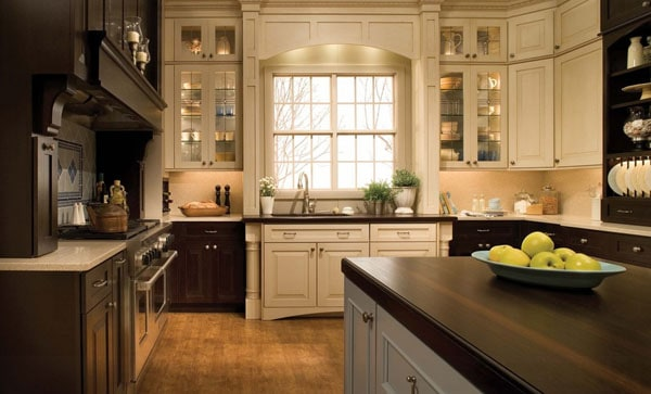 Tradional Style Kitchen Designs-33-1 Kindesign