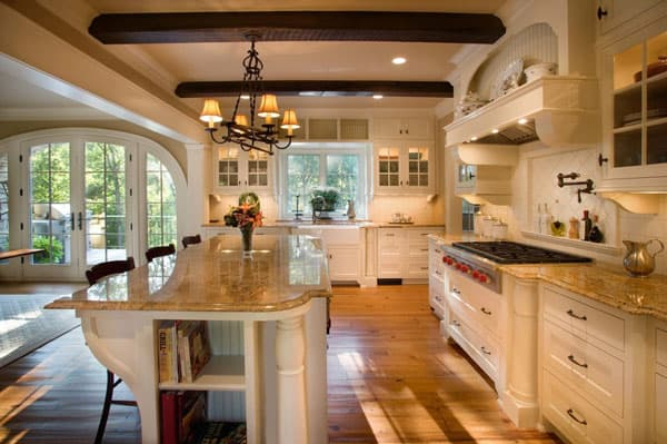Tradional Style Kitchen Designs-35-1 Kindesign