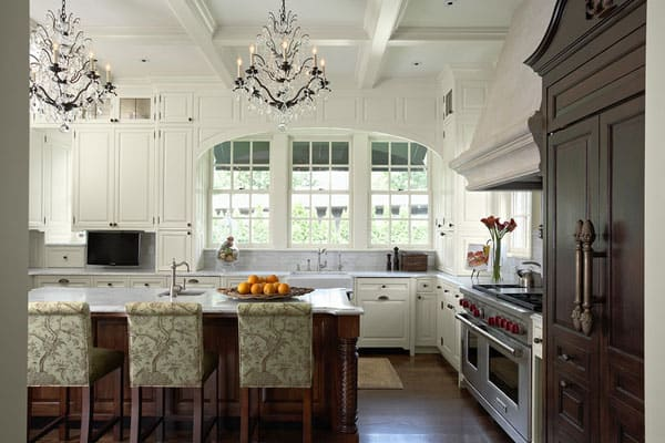 Tradional Style Kitchen Designs-39-1 Kindesign