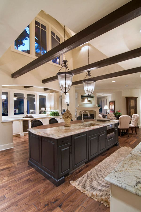 65 Extraordinary traditional style kitchen designs - photo#5