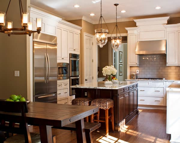 Tradional Style Kitchen Designs-48-1 Kindesign