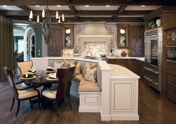 Tradional Style Kitchen Designs-50-1 Kindesign