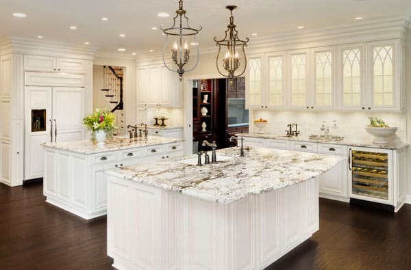 Tradional Style Kitchen Designs-51-1 Kindesign