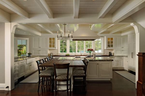 65 Extraordinary traditional style kitchen designs - photo#48