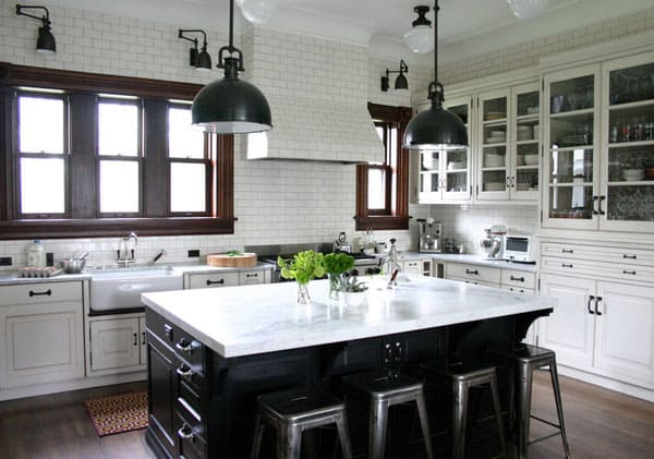 Tradional Style Kitchen Designs-55-1 Kindesign