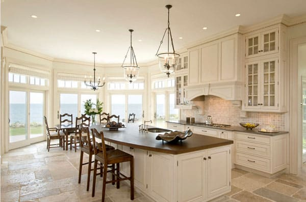 65 Extraordinary traditional style kitchen designs - photo#12