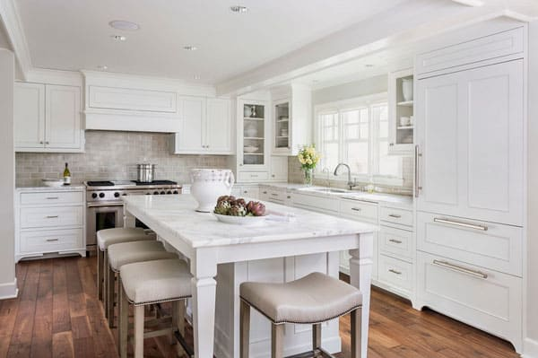 Tradional Style Kitchen Designs-58-1 Kindesign