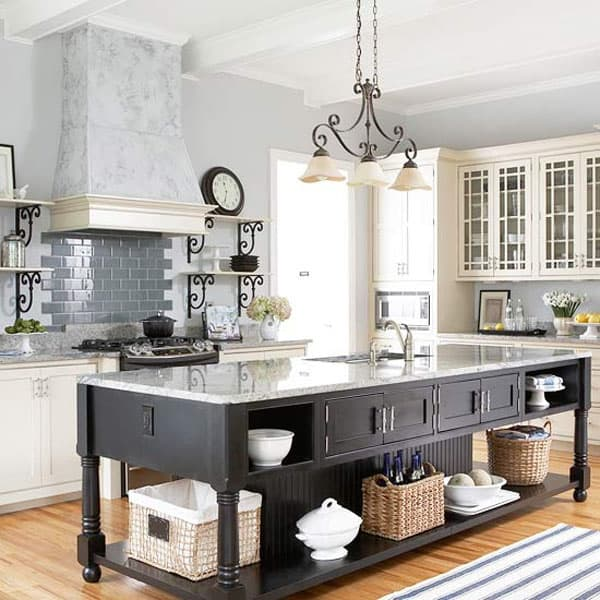 Tradional Style Kitchen Designs-64-1 Kindesign