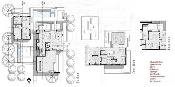 Tresarca Residence-assemblageSTUDIO-43-1 Kindesign