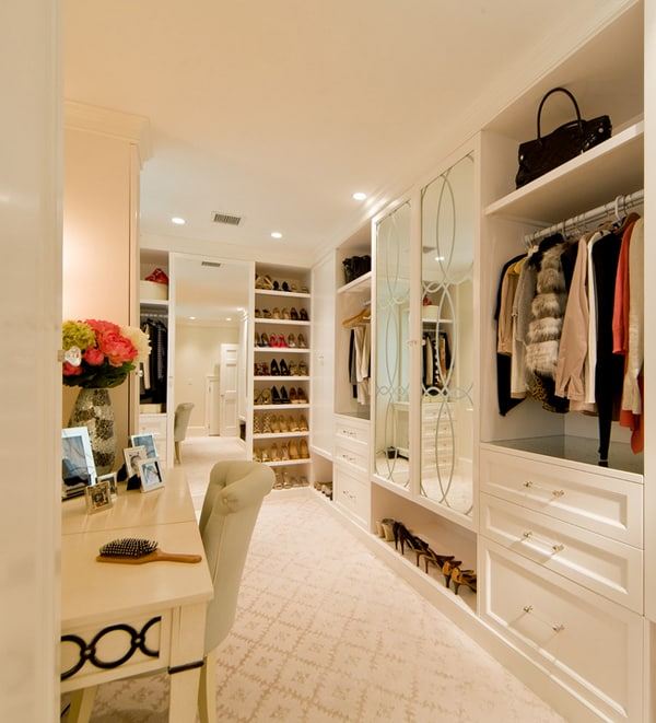 Walk-In Wardrobe Ideas-14-1 Kindesign
