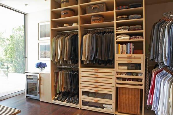 Walk-In Wardrobe Ideas-16-1 Kindesign