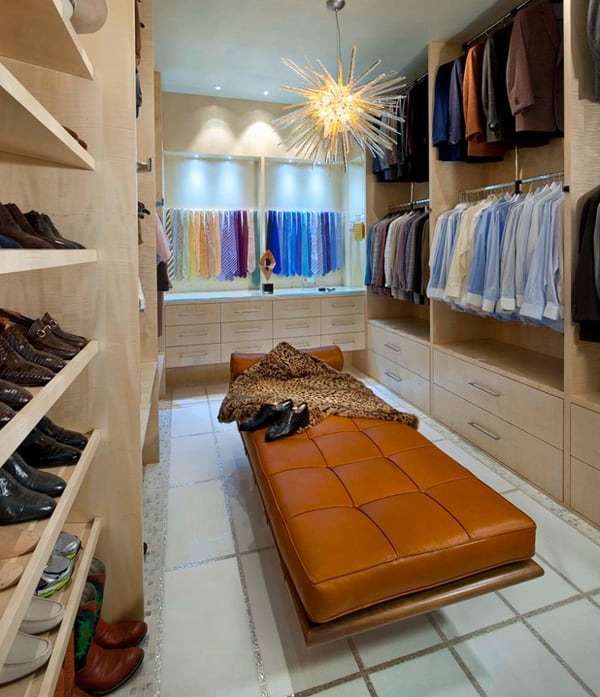 Walk-In Wardrobe Ideas-17-1 Kindesign