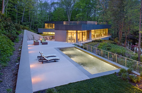 featured posts image for Nestled into its natural environment: Weston Residence