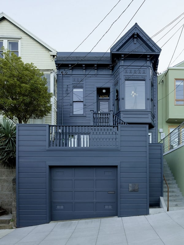 featured posts image for Victorian family home designed for stylish living in Noe Valley