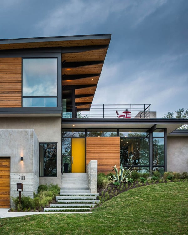 featured posts image for Energy-Efficient Home in Austin: Barton Hills Residence