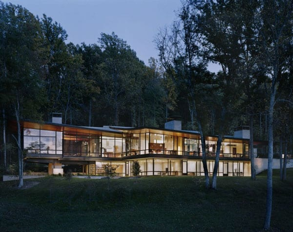 Blue Ridge Residence-Voorsanger Architects-10-1 Kindesign