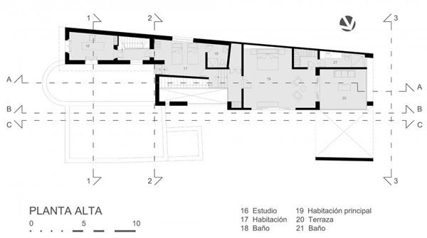 Casa CP 78-Taller Estilo Arquitectura-17-1 Kindesign