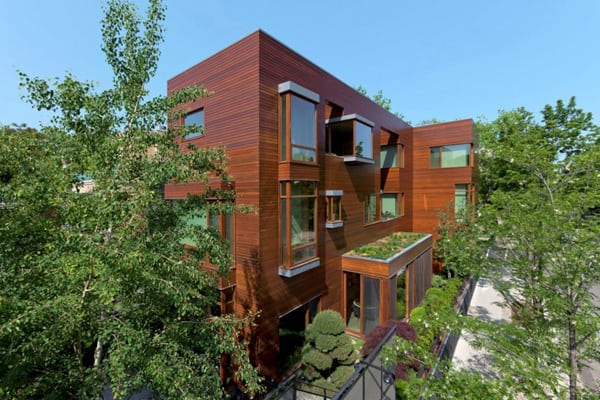 Chicago Residence-Dirk Denison Architects-01-1 Kindesign
